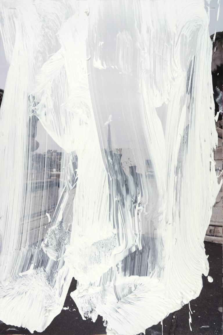 Paris, Triomphe, Triumph, Fotoarbeit, Kunst, Zeitgenössische Kunst, Berliner Künstler, Eifelturm, Seine