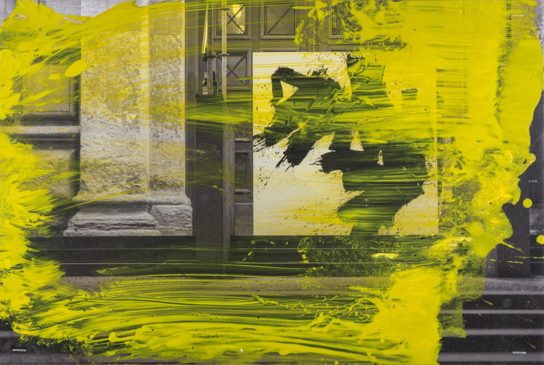 Serie pittura oscura – München / Afraid I