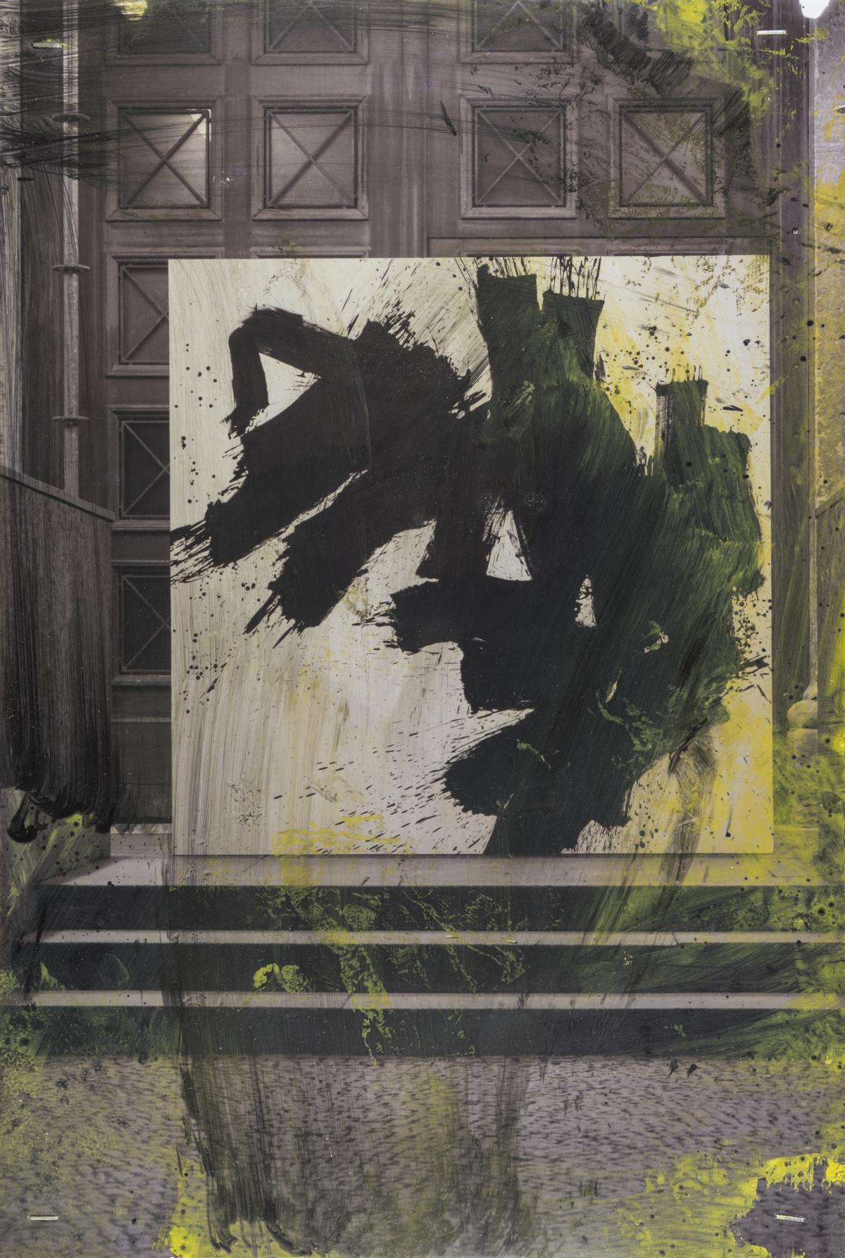 Serie pittura oscura – München / Afraid II