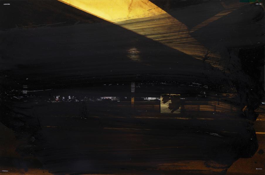 Foto - pittura oscura: Genius Loci III