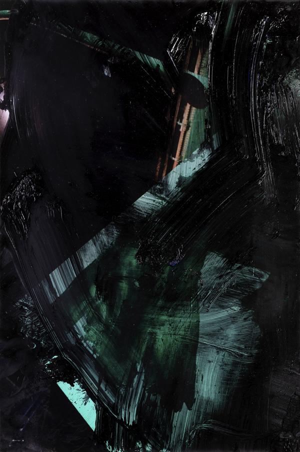 Foto - pittura oscura: Genius Loci V