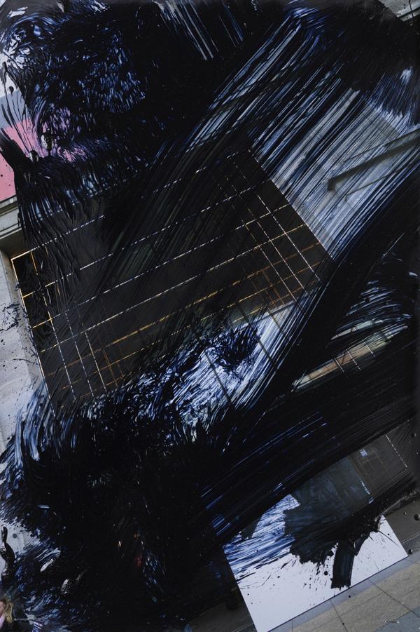 Foto - pittura oscura: Genius Loci XX