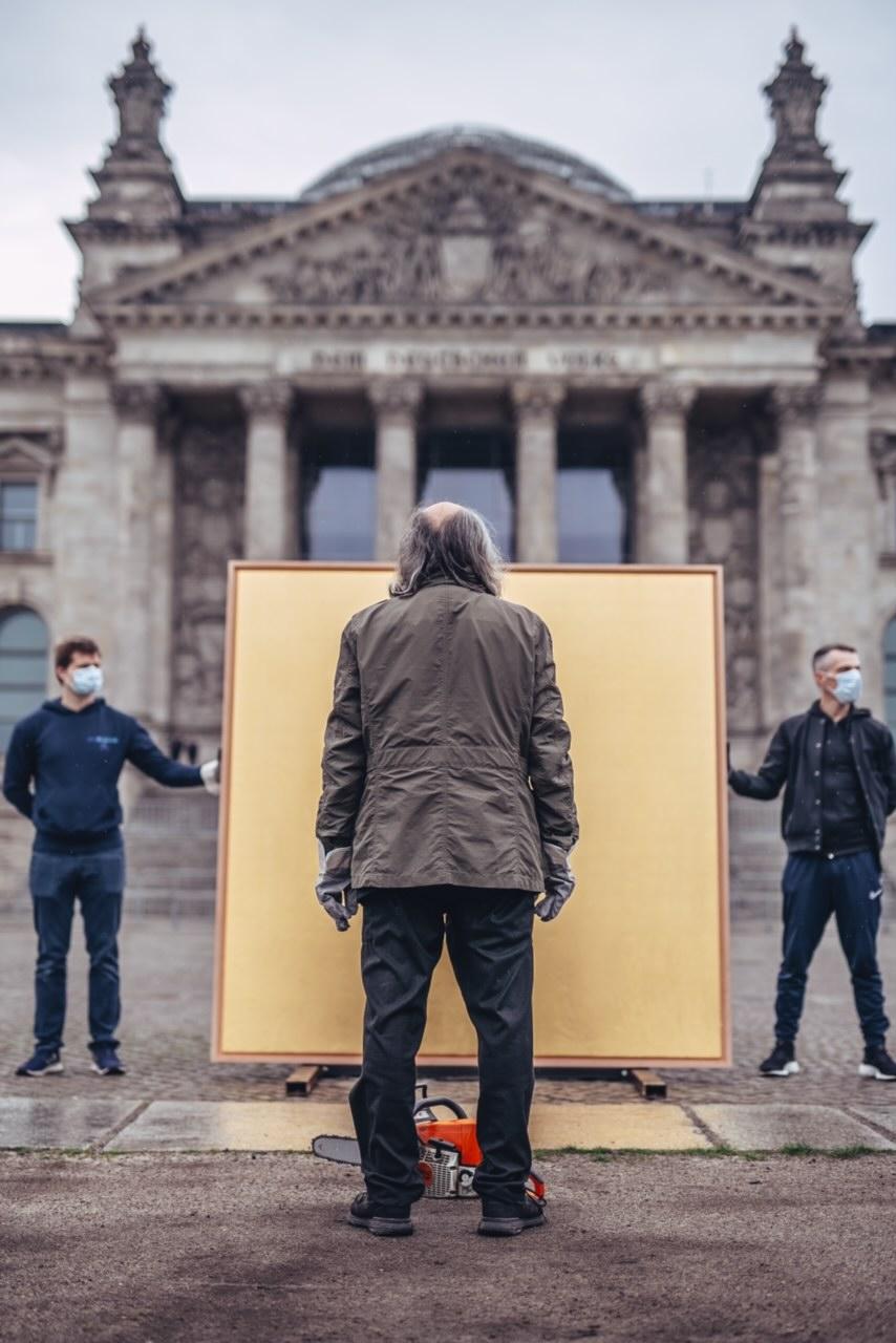 Kunstaktionen:
