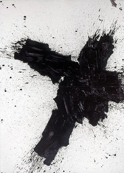 Painting: Kreuz