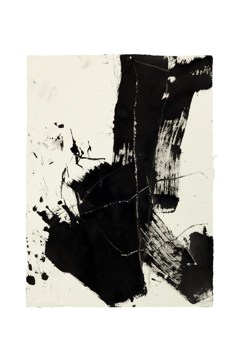 Painting: NY Ground Zero (2)