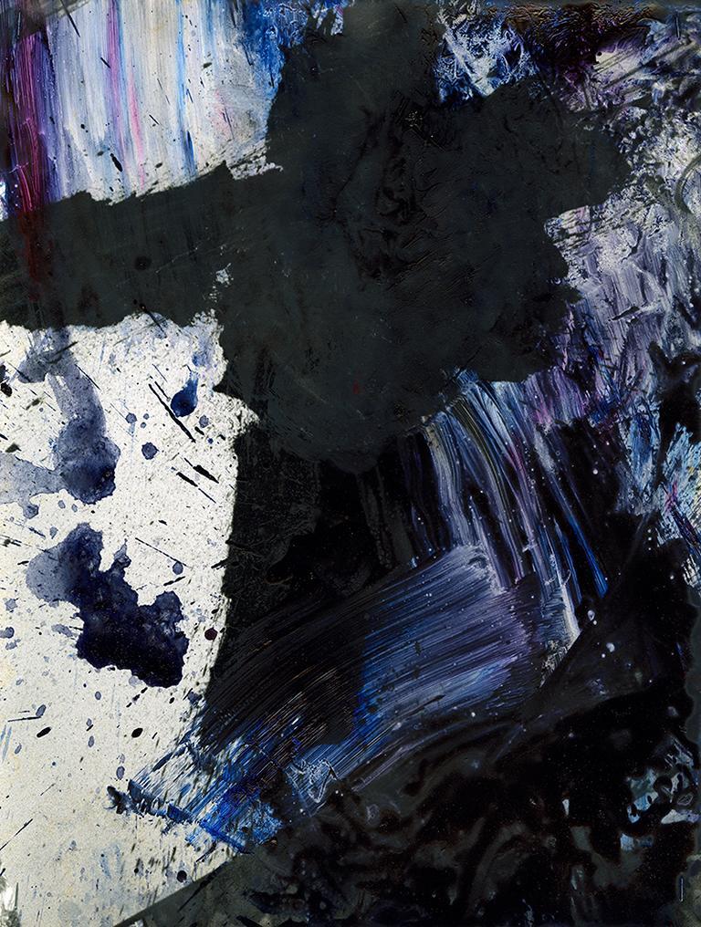 Photo - pittura oscura: Himmelwärts (1)