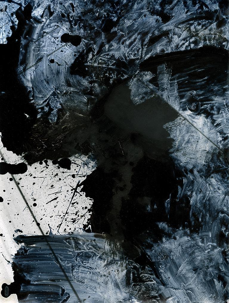 Photo - pittura oscura: Himmelwärts (2)