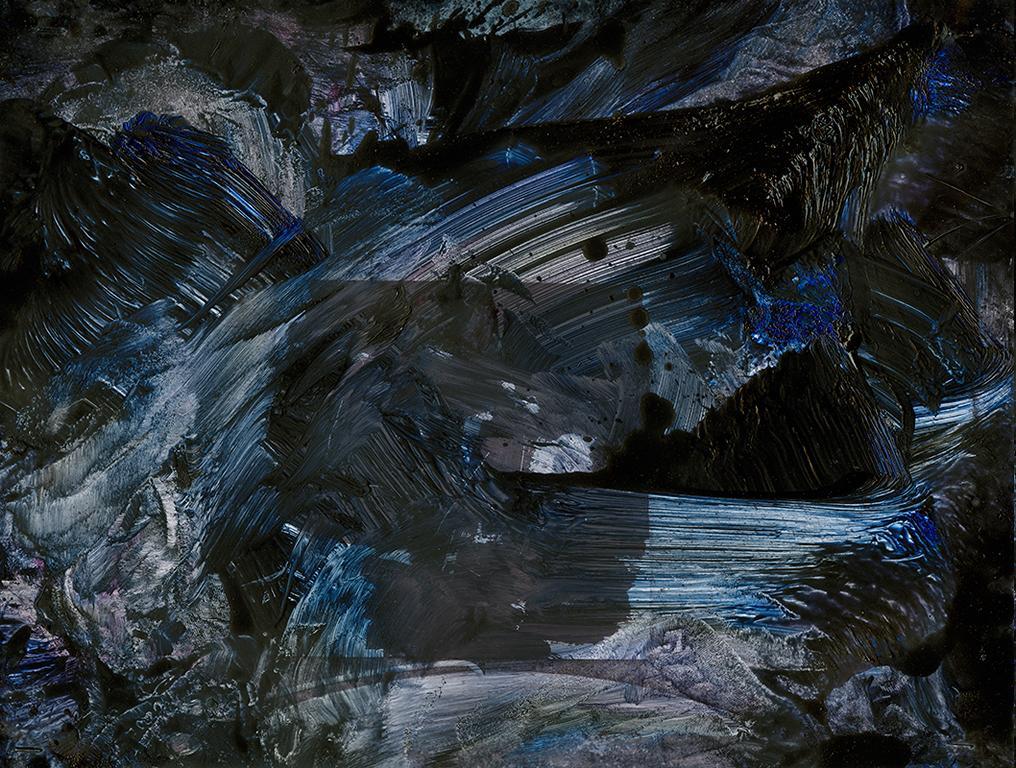 Photo - pittura oscura: Untergang