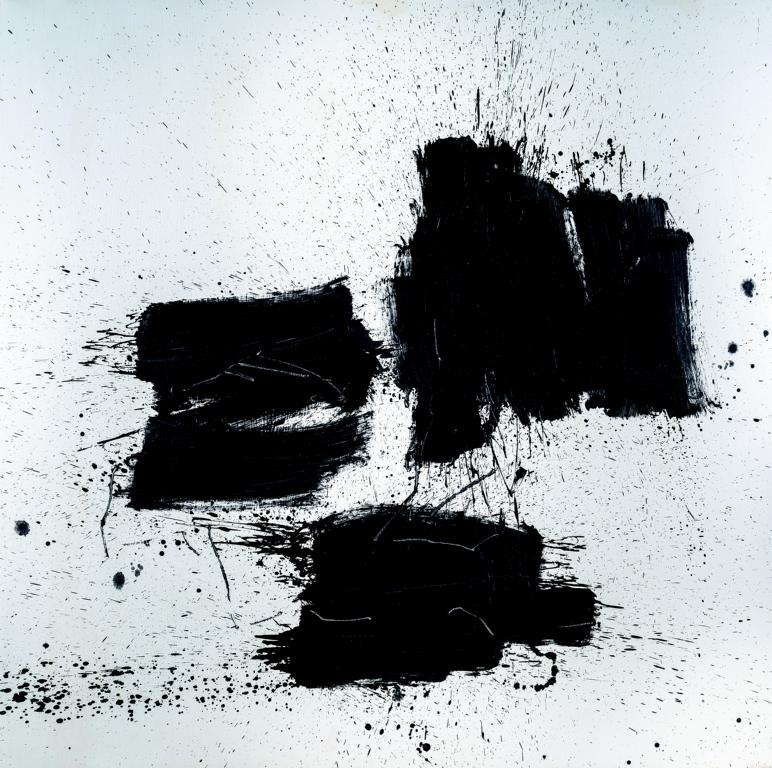 Painting: Schädel (6)