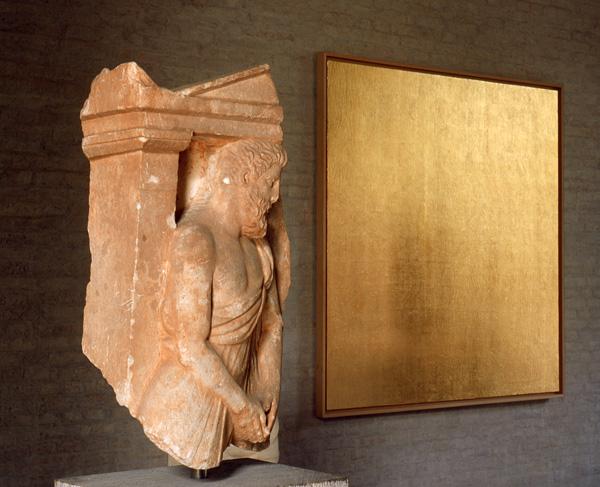 Installation: Tabula aurea (4)