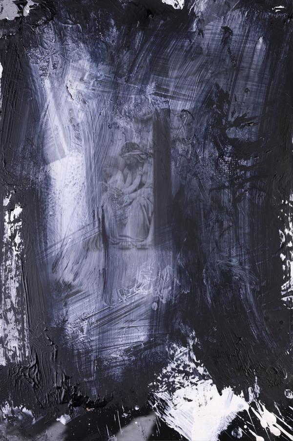 Foto - pittura oscura: Triomphe VI