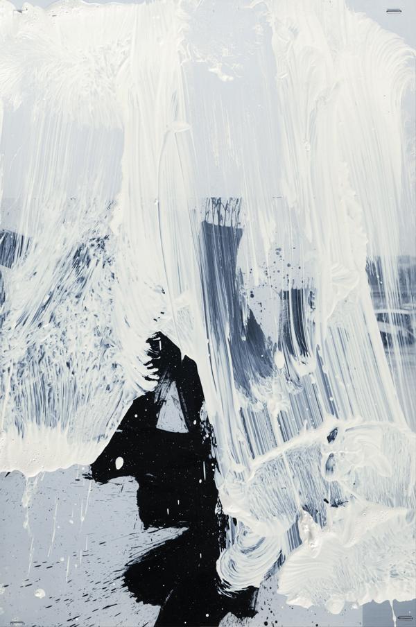 Foto - pittura oscura: Triomphe XIV