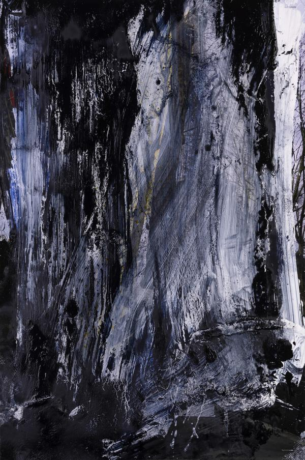 Foto - pittura oscura: Triomphe XVII