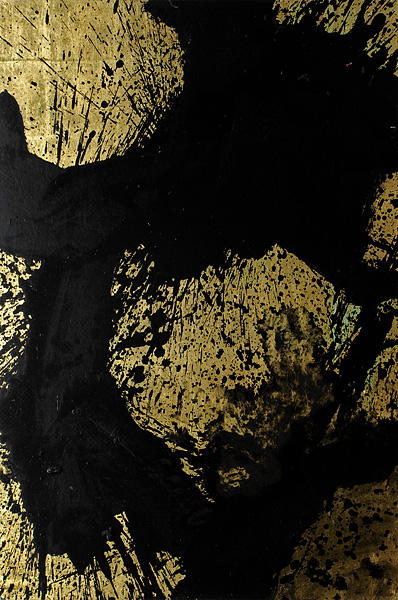 gold an black, bubble, gold and art, art, berlin artist, monocrom, gold, art and gold