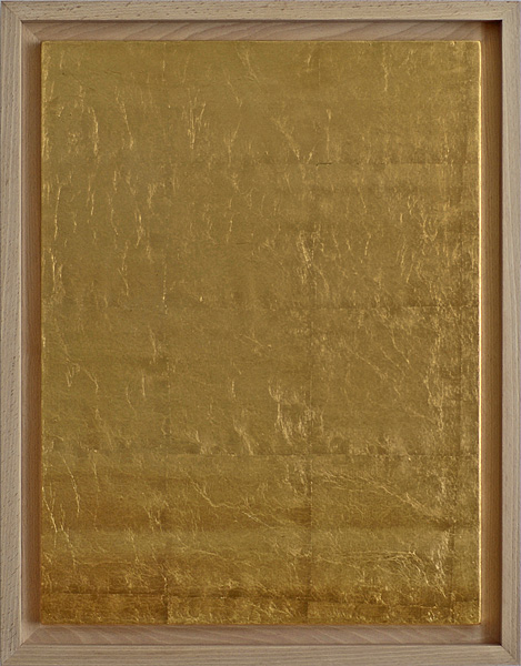 gold leaf, gold, art and gold, golden painting, golden rectangle, berlin artist, monocrom, art