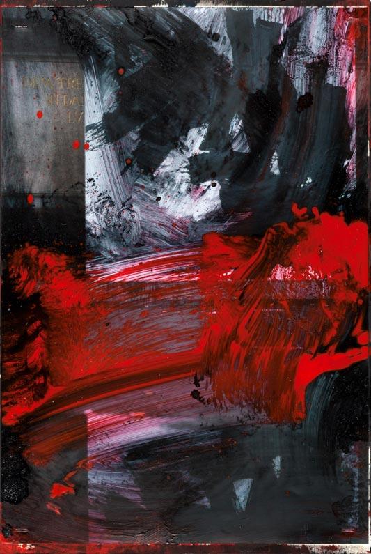 Serie pittura oscura – München / Dark Cold